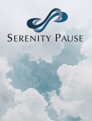 home page serenity pause